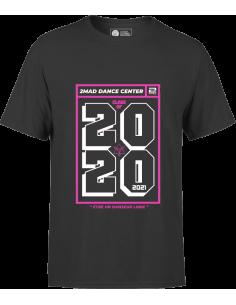 T-shirt 2020 Rose - Adulte